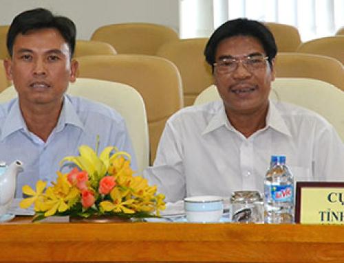 """Thuế, Hải quan """"căng mình"""" hỗ trợ cho doanh nghiệp Đồng Nai"""