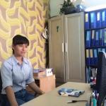 Nữ giám đốc trẻ và mặt hàng kinh doanh mới mẻ